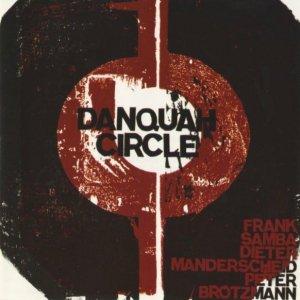 Peter Brötzmann, Dieter Manderscheid, Frank Samba / Dauquah Circle (CD)