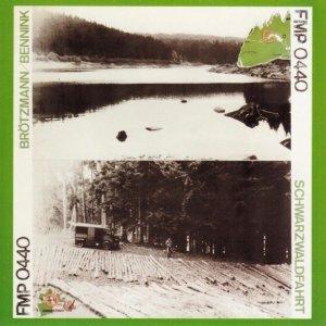 Peter Brötzmann, Han Bennink / Schwarzwaldfahrt (2CD)