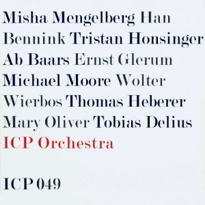ICP Orchestra / ICP Orchestra (CD)