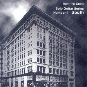 Derek Bailey / South (CD-R)