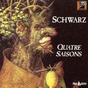 Jean Schwarz / Quatre Saisons (CD)