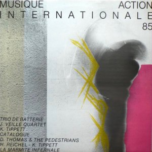 V.A. / Musique Action Internationale 85 (LP)