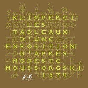 Klimperei / Les Tableaux D'Une Exposition (LP)