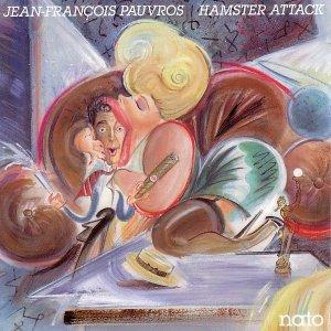 Jean-François Pauvros / Hamster Attack (LP)