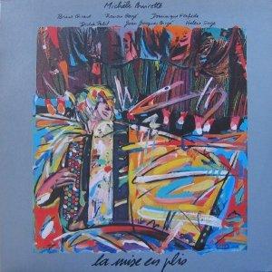 Michèle Buirette / La Mise En Plis (LP)
