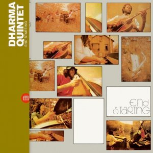 Dharma Quintet / End Starting (LP)