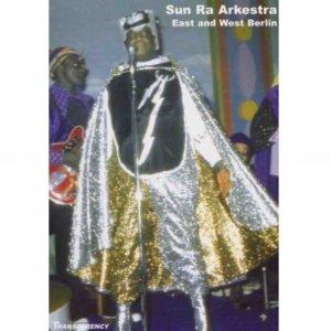 Sun Ra Arkestra / East And West Berlin (DVD)