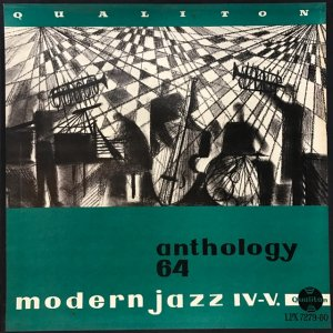 V.A. / Modern Jazz IV-V. : Anthology 64 (2LP BOX)