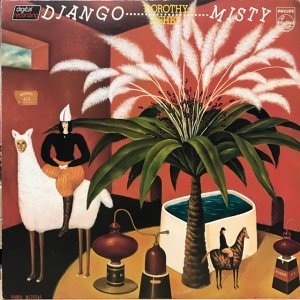 Dorothy Ashby / Django - Misty (LP)