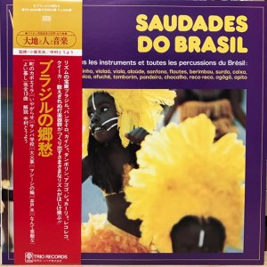L'Ensemble Amaro De Souza / Saudades Do Brasil (LP)
