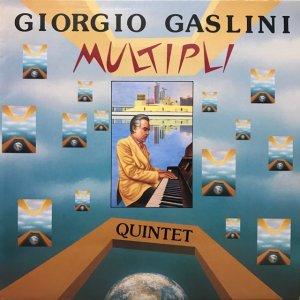 Giorgio Gaslini Quintet / Multipli (LP)