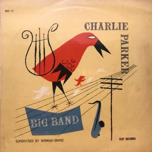Charlie Parker Big Band / S/T (LP)