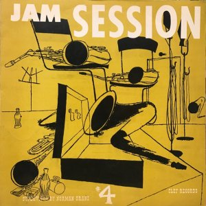 V.A. / Jam Session #4 (LP)