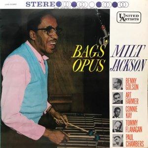 Milt Jackson / Bag's Opus (LP)