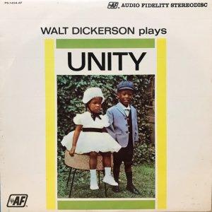 Walt Dickerson / Unity (LP)
