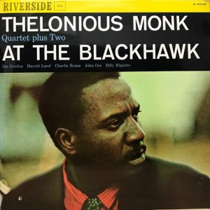 Thelonious Monk Quartet Plus Two / At The Blackhawk (LP)