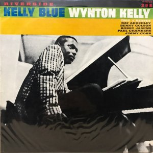 Winton Kelly / Kelly Blue (LP)