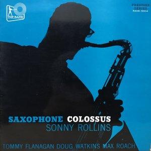 Sonny Rollins / Saxophone Colossus (LP)