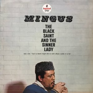 Charles Mingus / The Black Saint And The Sinner Lady (LP)