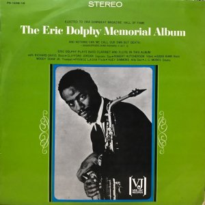 Eric Dolphy / Memorial Album (LP)
