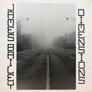 James Bailey / Dimentions (LP)