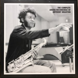 Anthony Braxton / The Complete Arista Recordings Of Anthony Braxton (8CD BOX)