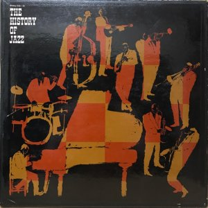 V.A. / The History Of Jazz : ジャズの歴史 (3LP BOX)
