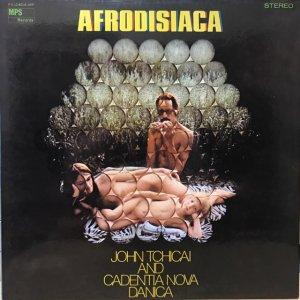 John Tchicai And Cadentia Nova Danica / Afrodisiaca (LP)