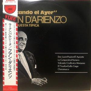 Juan D'Arienzo / Evocando El Ayer (LP)