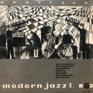 Qualiton Jazz Ensemble / Modern Jazz I. (LP)