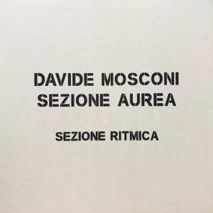 Davide Mosconi / Sezione Aurea Sezione Ritmica (6LP BOX)