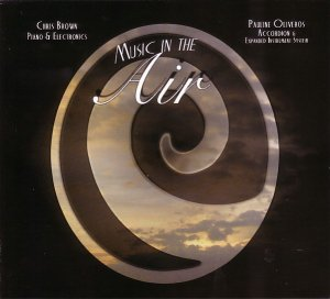 Pauline Oliveros / Music in The Air (CD)
