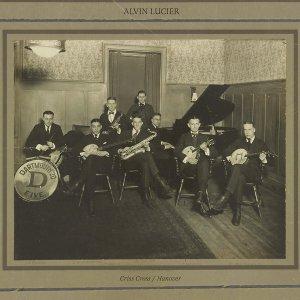 Alvin lucier / Criss Cross - Hanover (LP)
