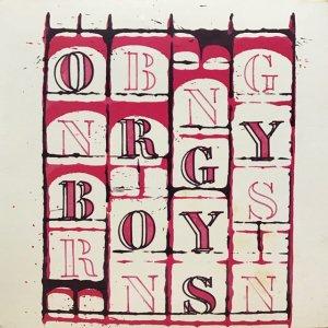 Brion Gysin / Orgy Boys (LP)