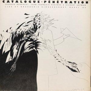 Catalogue / Pénétration (2LP)
