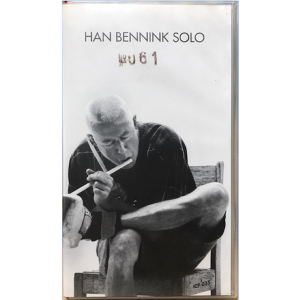 Han Bennink / Solo (VHS)