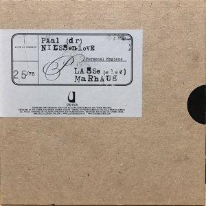 Paal Nilssen-Love, Lasse Marhaug / Personal Hygiene (CD-R)