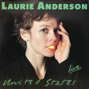 Laurie Anderson / United States Live (5LP)