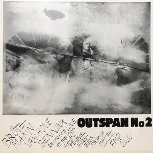 Peter Brötzmann, Fred Van Hove, Han Bennink / Outspan No.2 (LP)