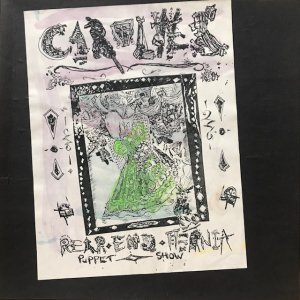 Caroliner / Rear End Hernia Puppet Show (LP)