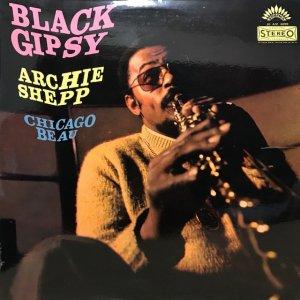 Archie Shepp / Black Gipsy (LP)