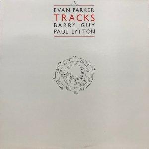 Evan Parker / Tracks (LP)