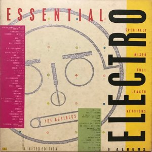 V.A. / Essential Electro : The Business (9LP BOX)