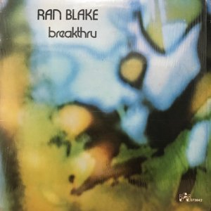 Ran Blake / Breakthru (LP)