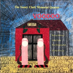 The Sonny Clark Memorial Quartet / Voodoo (LP)