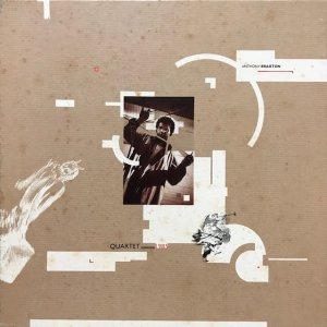 Anthony Braxton / Quartet (London) 1985 (3LP BOX)