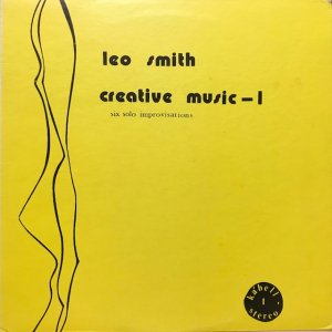 Leo Smith / Creative Music-1 (LP)