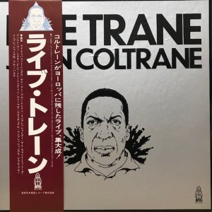 John Coltrane / Live Trane (3LP BOX)