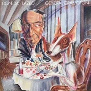 Michel Doneda - Daunik Lazro / Général Gramofon (LP)