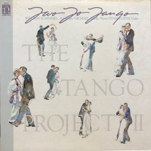 The Tango Project / Two To Tango (The Tango Project II) (LP)